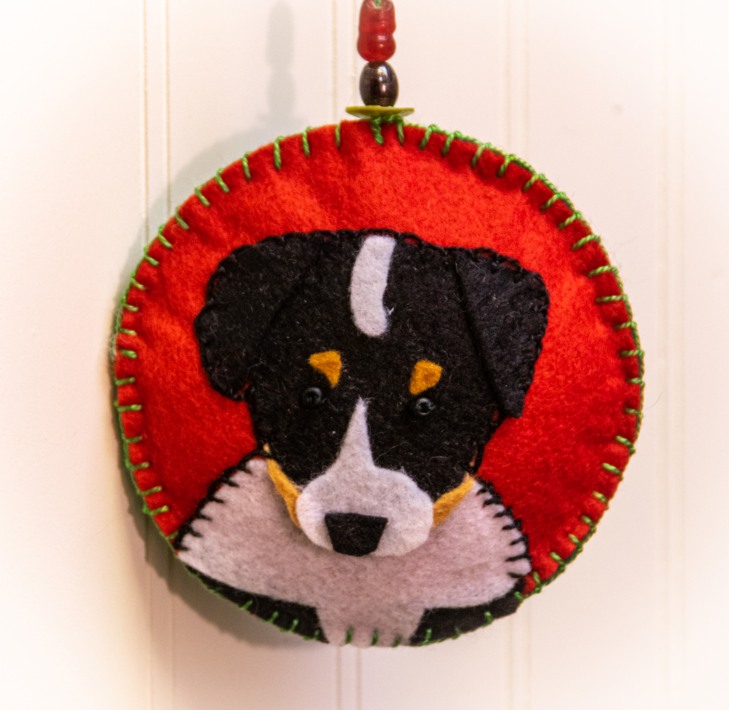 Custom ornament of Henry.